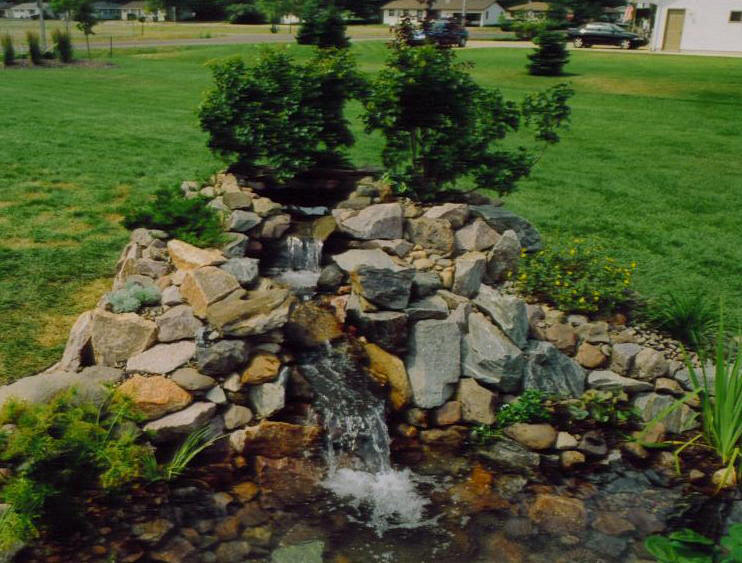 Landscaping Rocks Eau Claire Wi : Construction wiltrout nursery chippewa falls wi eau claire